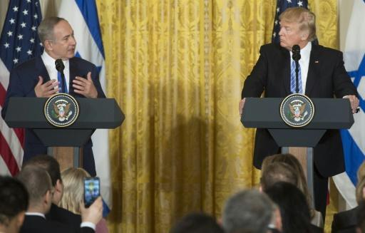 Trump on Middle East peace: 'We will get it done'