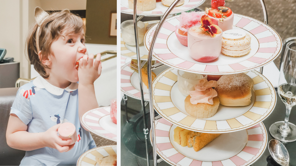 The pink, ballet-themed high tea is available during the Australian Ballet's pre-Christmas season of The Nutcracker, and it's every little (or big!) dancer's dream come true. As always, you'll need to start from the bottom and work your way steadily to the top of three tiers of deliciousness. Begin with finger sandwiches, before moving upwards to traditional fluffy buttermilk scones with raspberry jam and clotted cream. Then it's onto lemon-meringue macarons, lychee raspberry tartlets and vanilla cupcakes topped with tiny little pink-chocolate ballerina shoes. Grown-ups can enjoy their treats with a glass of Champagne for $89 per adult (including tea or coffee); or $79 per adult with a glass of sparkling wine or non-alcoholic beverage (including tea or coffee). Littlies (12 years and under) can have a 'petite' version of The Nutcracker High Tea for $39 each. Pictures: Supplied