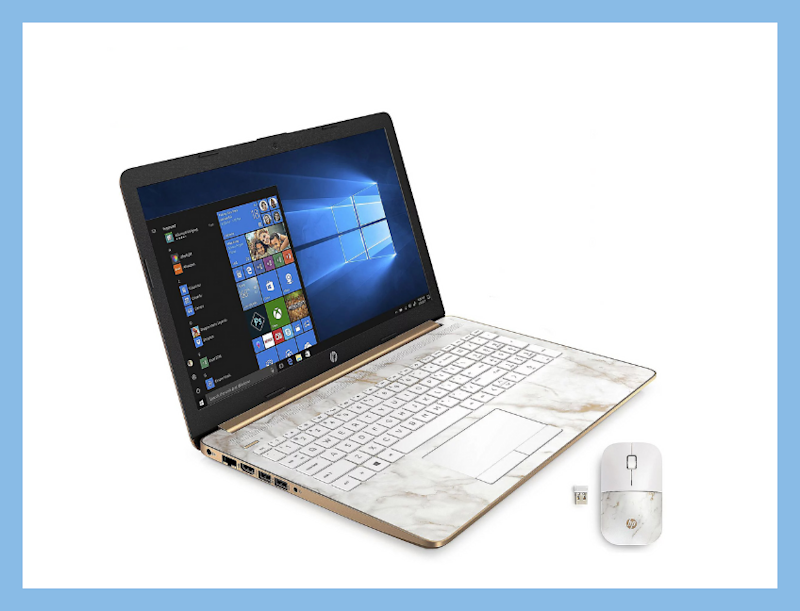 HP 15 Touch Laptop is $430 off. (Photo: QVC)