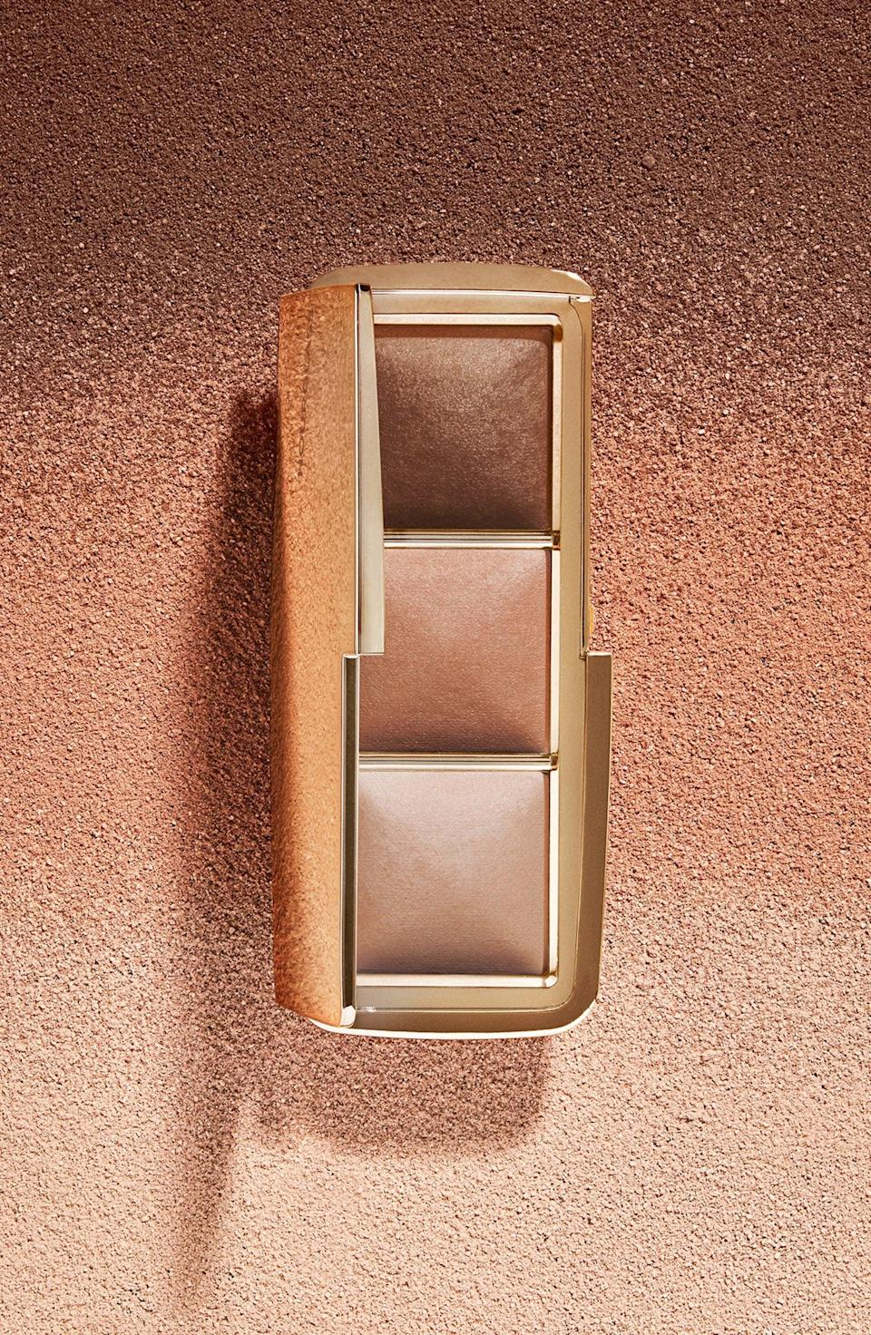 <p>The <span>Hourglass Ambient Lighting Palette Volume II</span> ($54, originally $64) will give you that natural sun-kissed glow. </p>