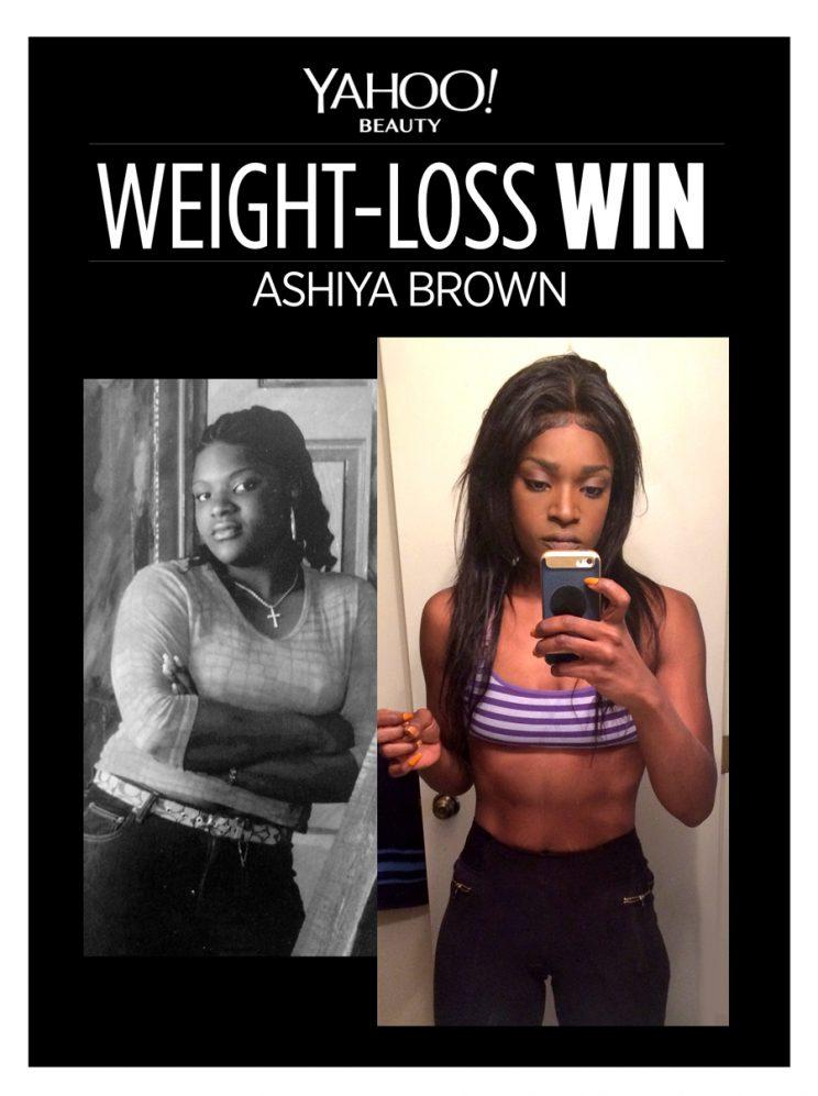 Ashiya Brown Lost 85 Pounds: 'I Gained So Much Confidence