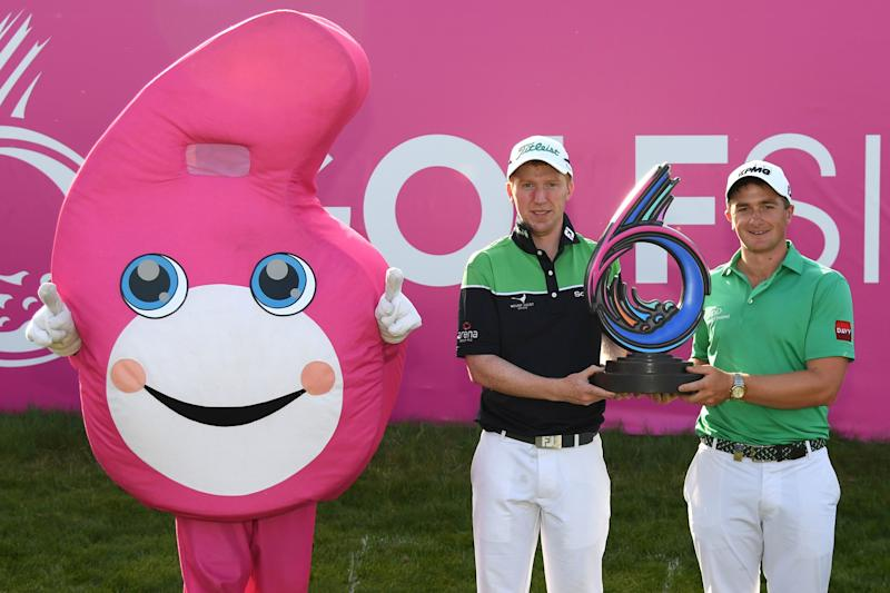 Ireland defeat France to win 2018 GolfSixes