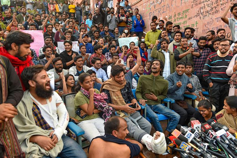 Thanks to Inept Vice-chancellors, DU Joins JNU as Discontent Brews in Premier Campuses