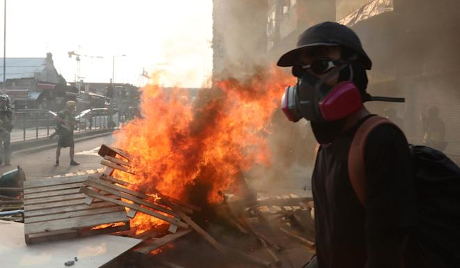 Arson cases shot up by 90.5 per cent to 461 in the first 10 months of this year, with around a third of them being related to anti-government protests. Photo: Felix Wong