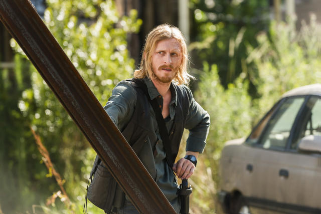<p>Dwight killed Denise and tortured Daryl, but he's not higher on the list because — well, Dwight has redemption written all over him. He made his first steps toward that in the Season 7 finale, pledging that he would shift his loyalty to the Alexandrians, and he's done nothing yet to suggest that wasn't genuine. Still, he has done some bad things — let us not forget that it's because of his lies that Dr. Carson was tossed face first into an oven — so he's certainly earned a spot amongst the baddest of the big baddies.<br>(Photo: AMC) </p>