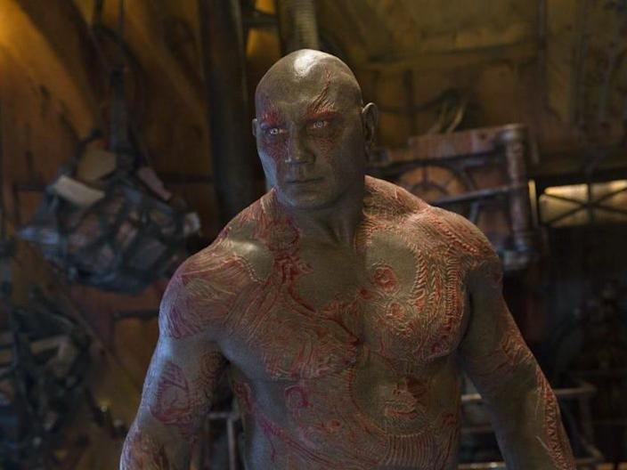 drax guardians of the galaxy 2