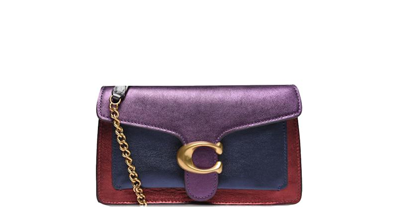Coach Tabby Chain Crossbody Bag