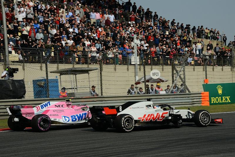 First-lap pain making Force India look worse