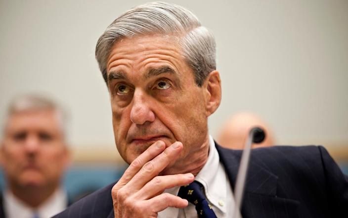 Robert Mueller's investigation could get its first arrest on Monday - AP