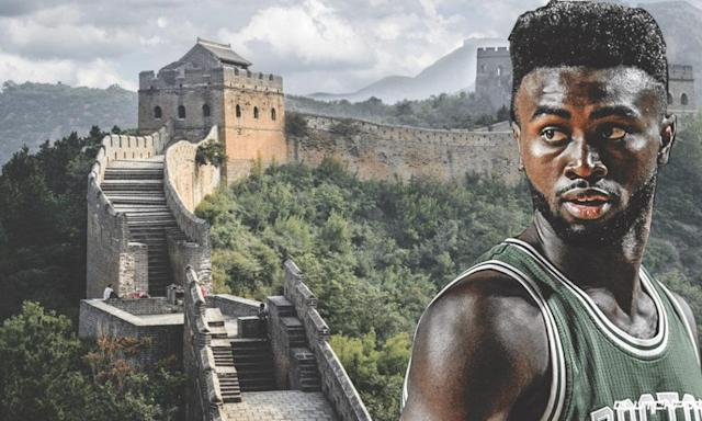 Jaylen Brown Speaks Out On NBA-China Controversy