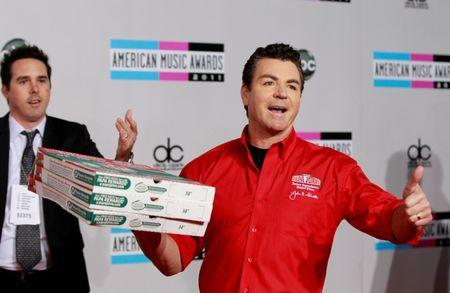 Major League Baseball  suspends Papa John's promotion until after All-Star break, pizza company says