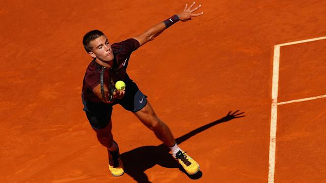 The final of the Grand Prix Hassan II will provide a battle of youth versus experience, with Borna Coric facing Philipp Kohlschreiber.