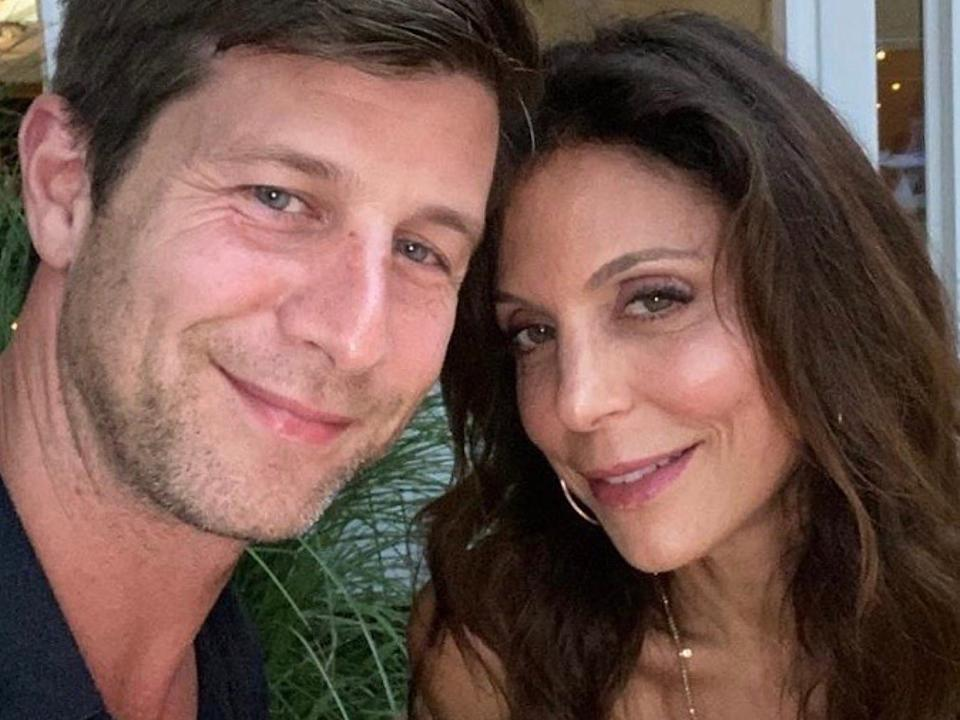 Bethenny Frankel and Paul Bernon instagram august 2020