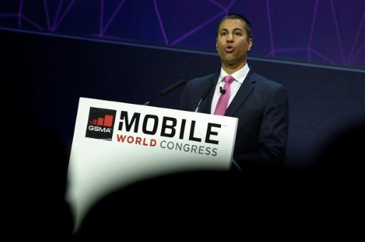 US regulator vows to roll back 'net neutrality' rules