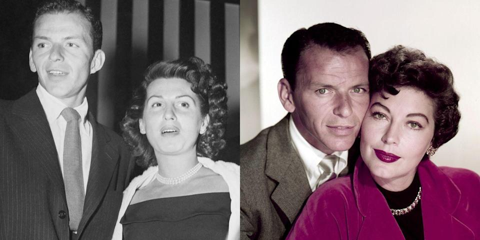 "<p>Sinatra became <a href=""https://www.thevintagenews.com/2017/07/02/frank-sinatra-and-ava-gardner-and-a-marriage-too-hot-to-handle-2/"" rel=""nofollow noopener"" target=""_blank"" data-ylk=""slk:infatuated with Gardner"" class=""link rapid-noclick-resp"">infatuated with Gardner</a> when he first met her, but it took her some time to come around to him. They eventually fell in love while the singer was still married to his wife Nancy Barbato, whom he divorced for Gardner. </p>"