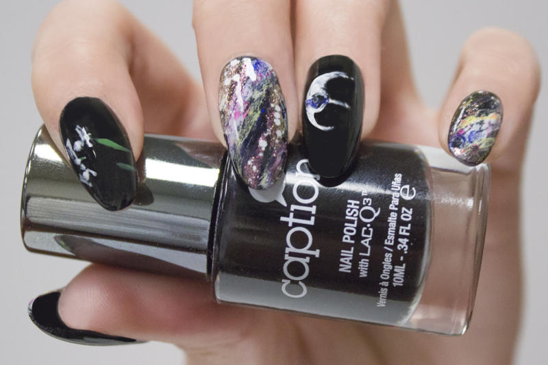 Awaken Your Force With These Star Wars Inspired Manicures