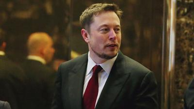 The crucial money decision Elon Musk made when he was broke