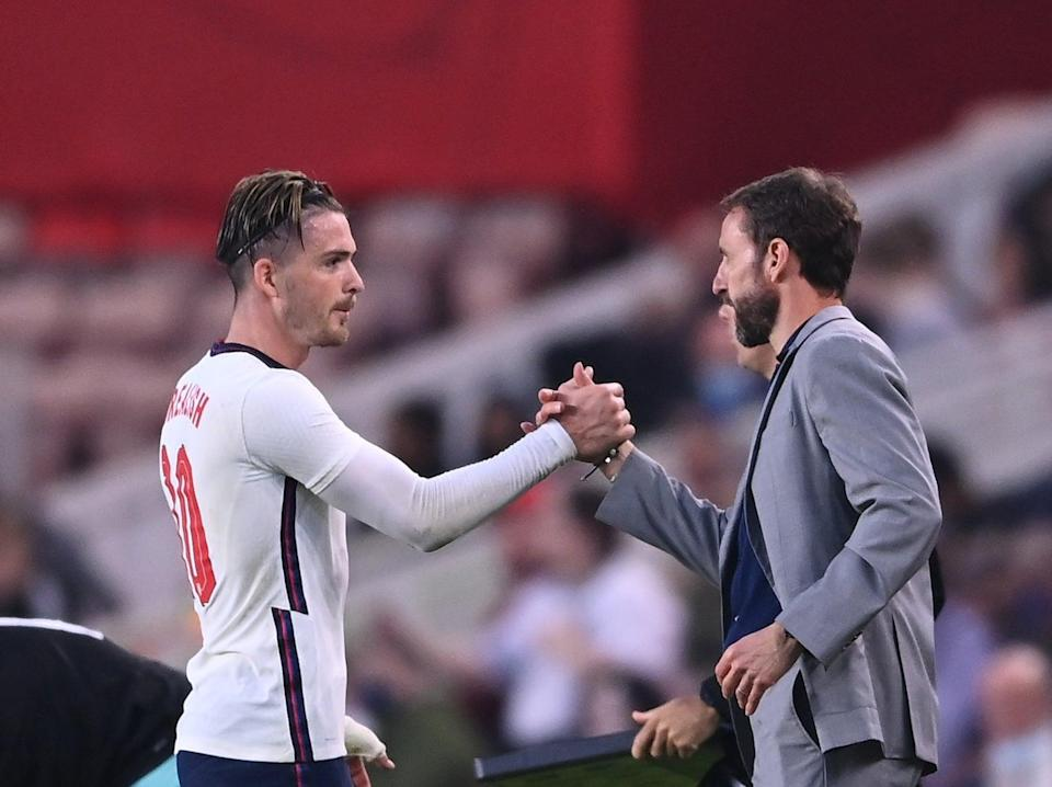 There is a sense of genuine competence about England (Getty)