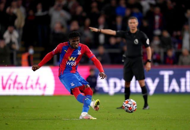Crystal Palace v Brighton and Hove Albion – Premier League – Selhurst Park