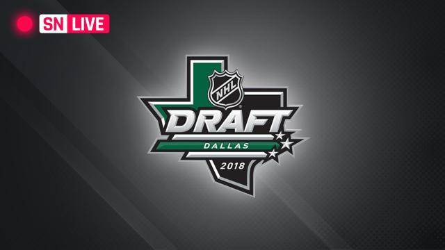 The Red Wings and Islanders were the biggest beneficiaries of a couple slips on Day 1 of the NHL Draft and graded out among the top of the class.
