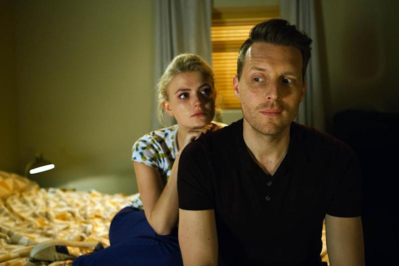 Coronation Street: Bethany Platt is being manipulated by her evil boyfriend Nathan: ITV