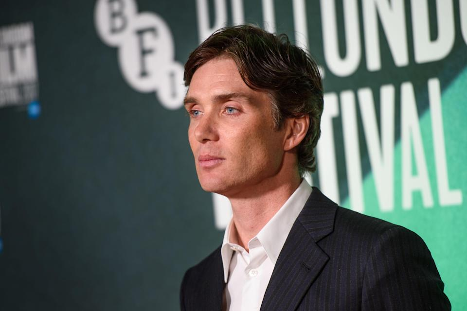 Cillian Murphy arriving at the London Film Festival Premiere of The Party, at the Embankment Gardens cinema, London. Picture date: Tuesday October 10th, 2017. Photo credit should read: Matt Crossick/ EMPICS Entertainment.