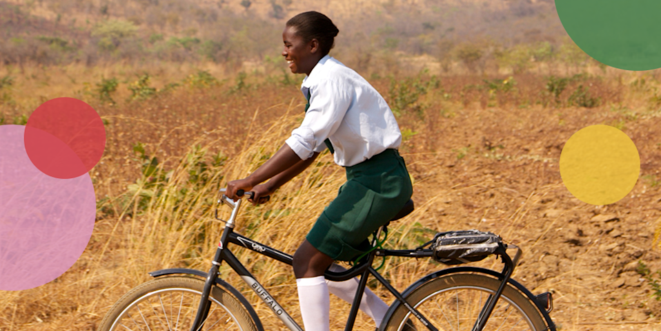 Photo credit: World Bicycle Relief