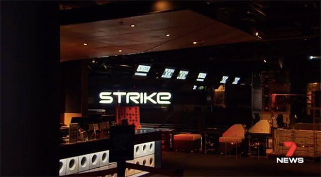Strike Bowling refunded the Falla family. Picture: 7 News