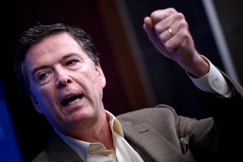 Watchdog blasts James Comey for damaging FBI reputation in Clinton probe but found no political bias