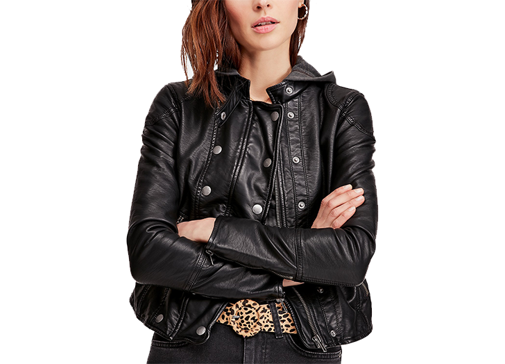 10 Vegan Leather Jackets That Feel Like the Real Thing, from