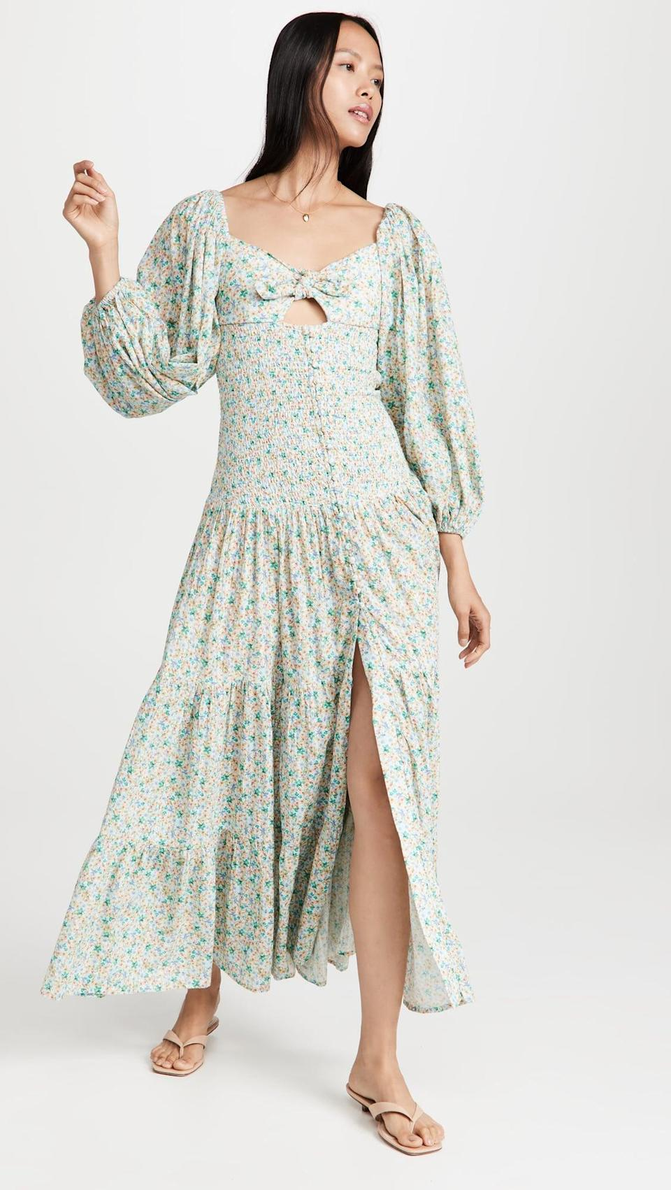 <p><span>Significant Other Paloma Dress</span> ($202, originally $288)</p>