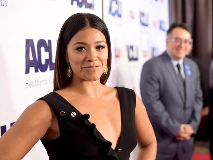 Jane the Virgin star Gina Rodriguez cries as she addresses 'anti-black' claims