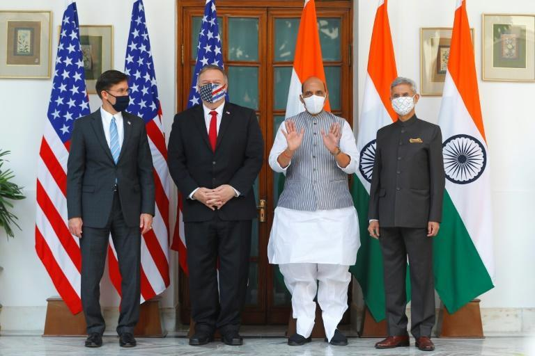 The two countries are set to sign an intelligence-sharing pact
