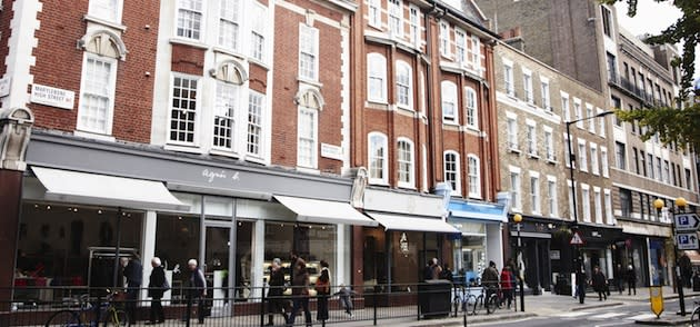 Guide To Shopping In London S Marylebone High Street District