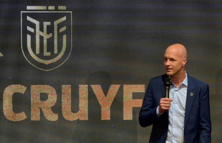 Jordi Cruyff returns to China but must quarantine first
