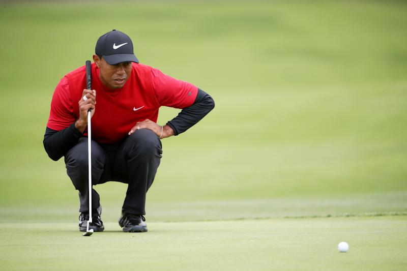 955fba78 U.S. Open 2019: It sure sounds like we won't see Tiger Woods again until  the Open Championship