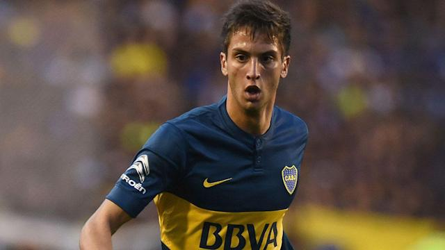 <p>The 19-year-old Uruguay midfielder racked up an impressive 49 games for Boca Juniors – which earned him a move to Serie A champions Juventus this year. </p>