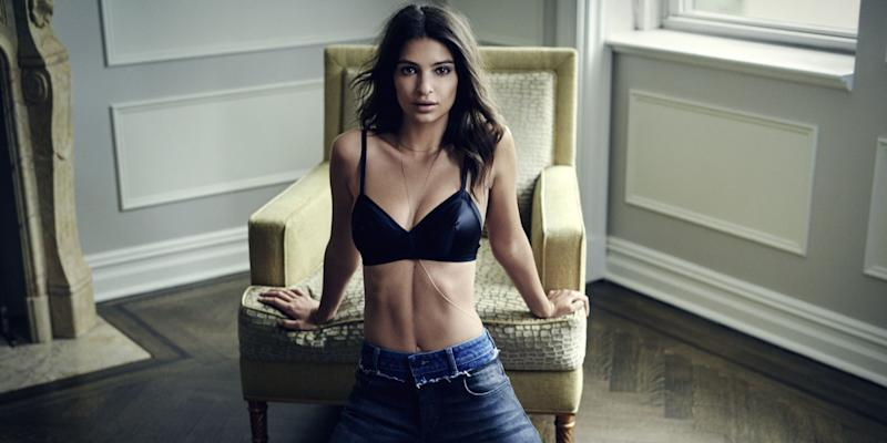 Image result for Why Adriana Lima and Emily Ratajkowski can both be feminists, no matter how much skin they show