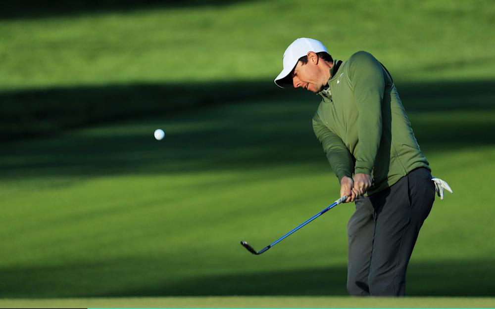 McIlroy -  - Credit: Getty Images