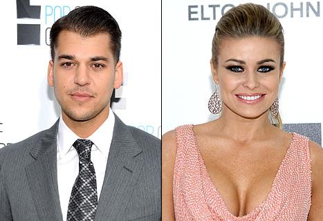 Rob Kardashian, Carmen Electra to Appear on New Dating Show The Choice