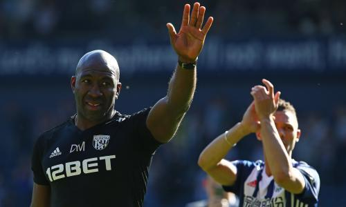 The curious case of West Brom, Darren Moore and their relegation