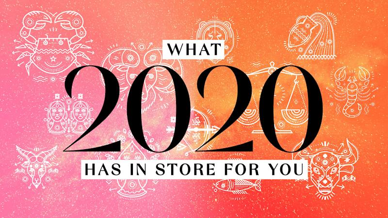 Your Sign's 2020 Horoscope Predictions Are Here
