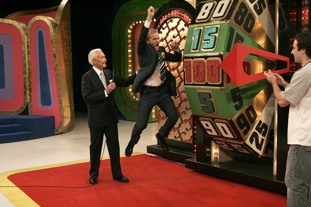 """… Bob Barker. Certain that Bob Barker is his father, Barney thoroughly preps for his appearance as a contestant on """"The Price Is Right."""" He practices his run to the stage and even uses a bicycle wheel to perfect his wheel-spinning skills. Once on the show, Barney wins every game with the hopes of impressing daddy dearest. When the opportunity finally arises for Barney to tell Bob Barker that he's his father, Barney chickens out."""