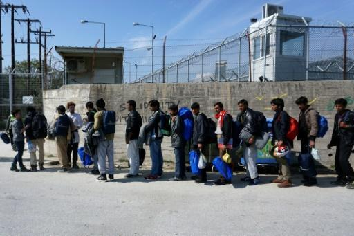 MSF pulls out of Lesbos migrant hotspot