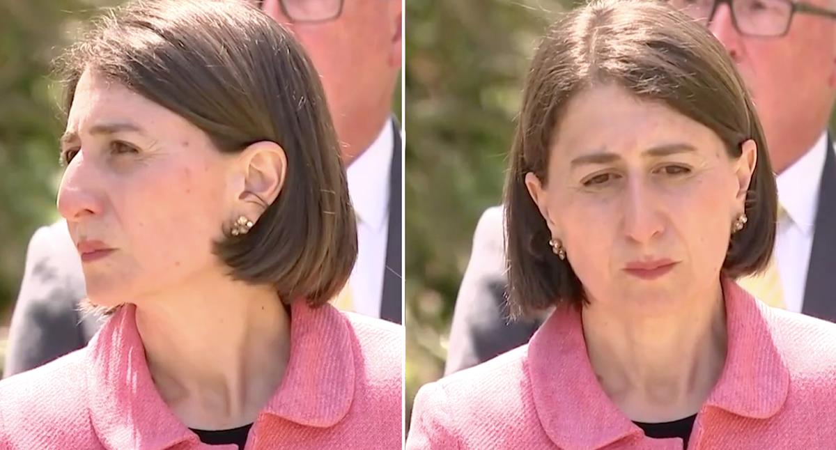 Body language expert reveals NSW Premier's 'most stressful' moment in grilling