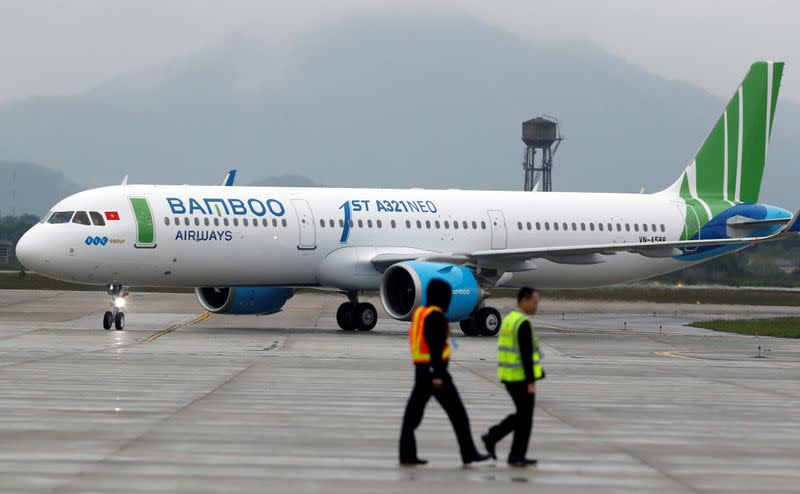 Bamboo Airways to take delivery of first Boeing Dreamliner this month
