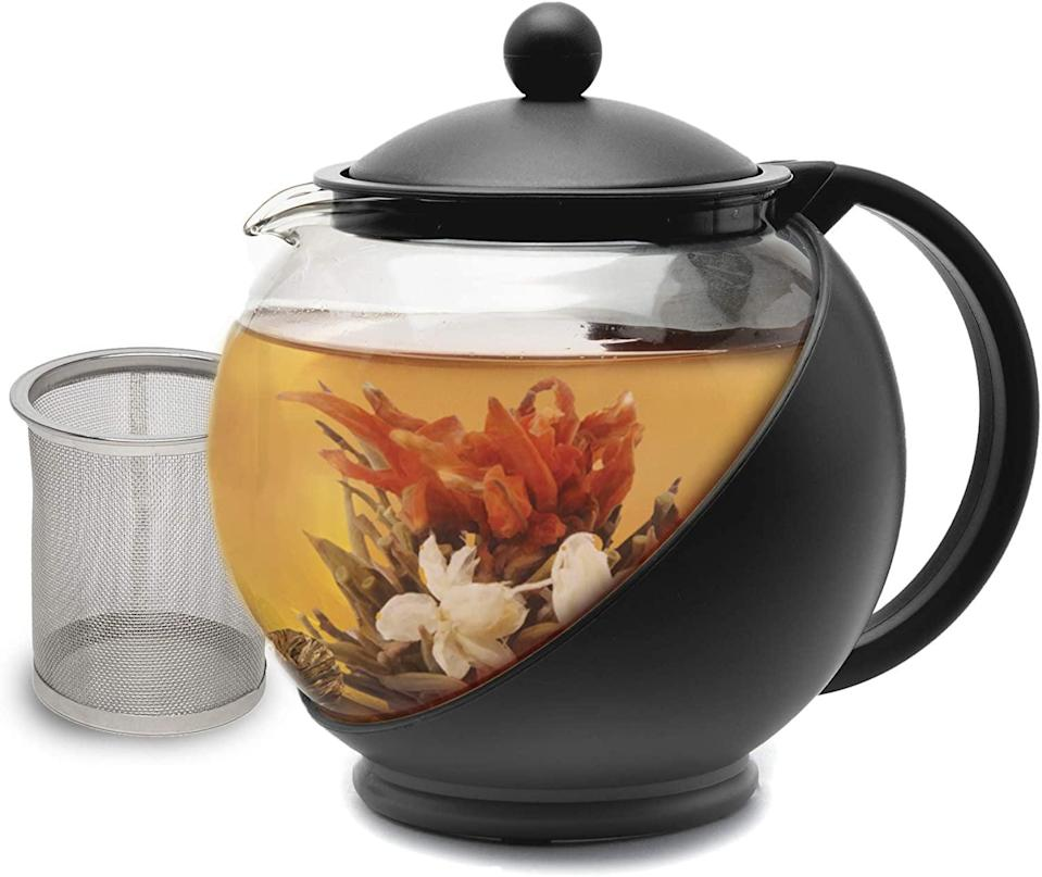 <p><span>Primula Half Moon Teapot With Removable Infuser</span> ($10, originally $15)</p>