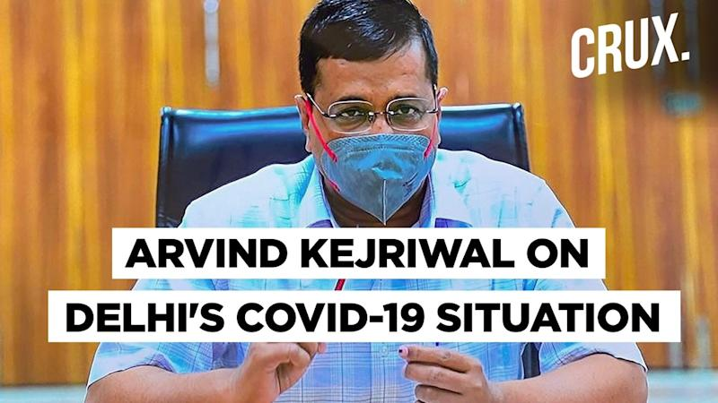 Arvind Kejriwal Says Delhi's Corona Bed Occupancy Lowered, Confirms Lesser People Ill