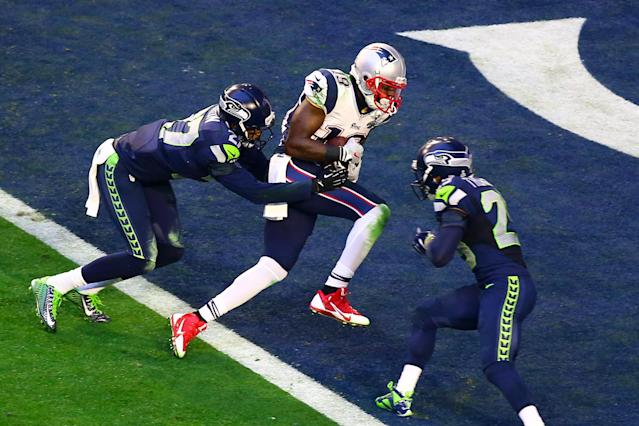 Think the Seahawks wouldn't like a rematch? (Rich Graessle/Icon Sportswire/Corbis/Icon Sportswire via Getty Images)