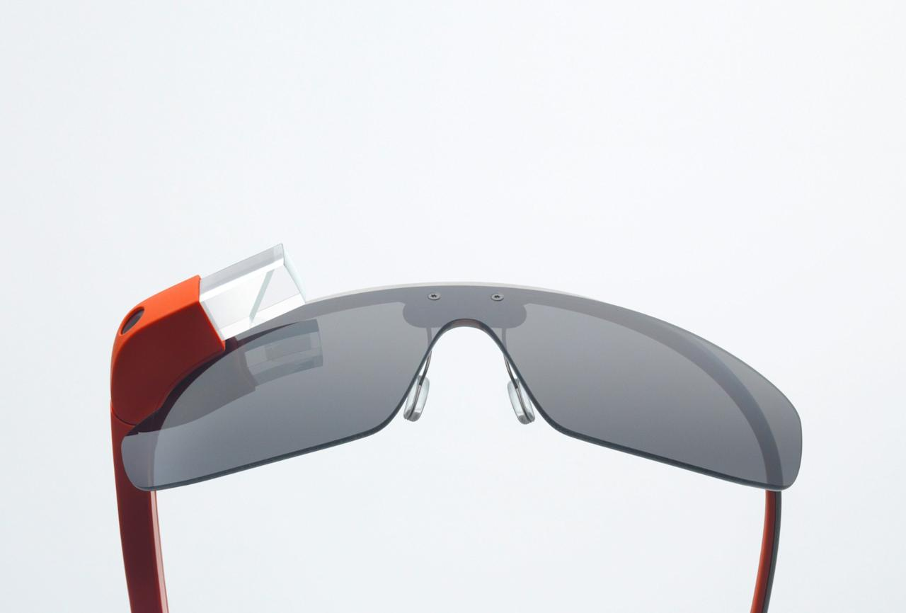 <p>Project Glass by Google</p>